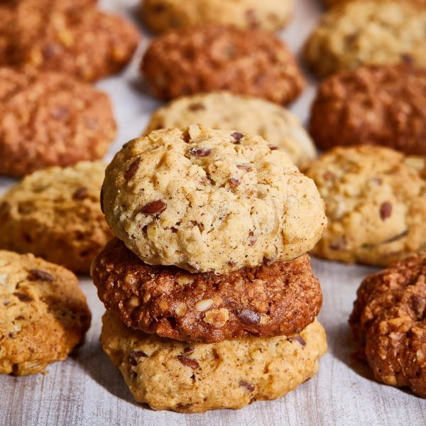 Máslové domácí sušenky